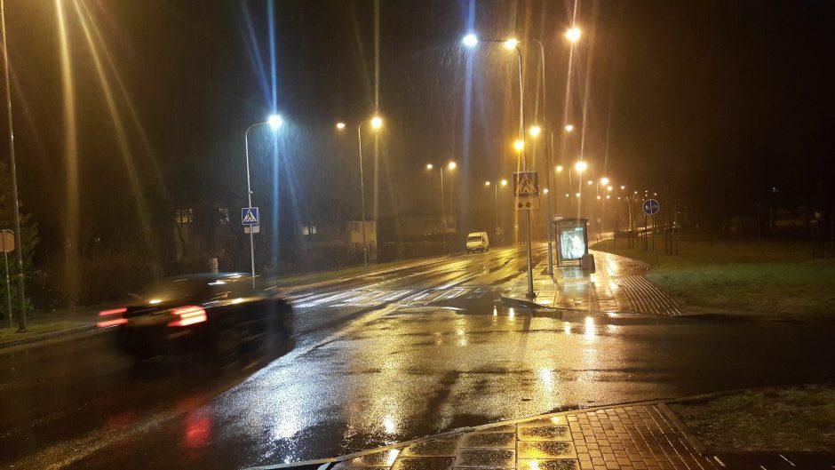Vilniuje partrenktas pėsčiasis neišgyveno