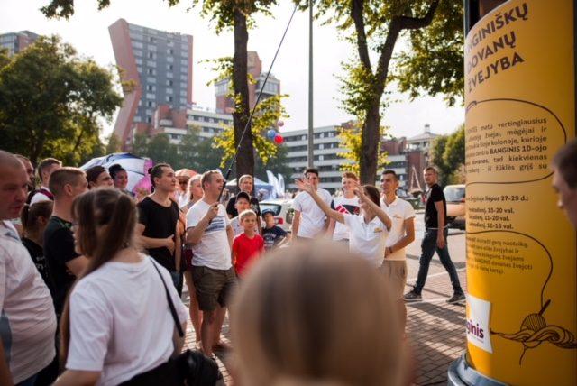 Kūrybiškiausia lauko reklamos kampanija – Klaipėdoje