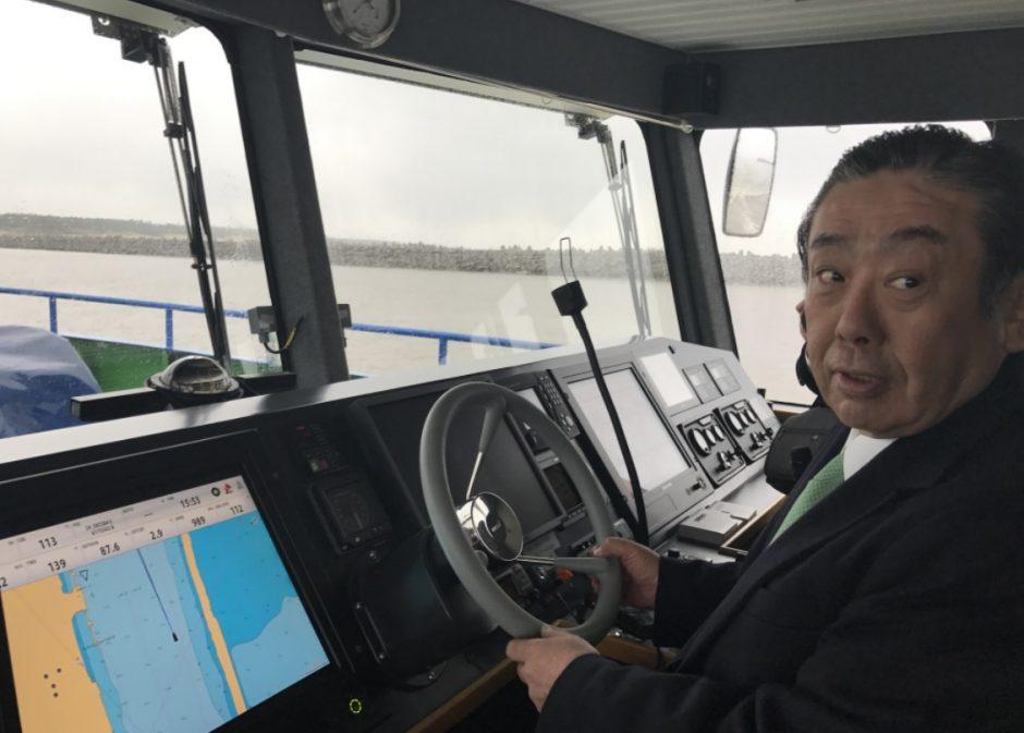 Uoste apsilankęs Japonijos garbės konsulas domėjosi investicijomis