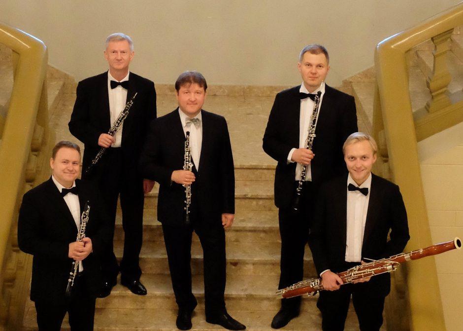 Lietuviškas obojaus muzikos garsovaizdis