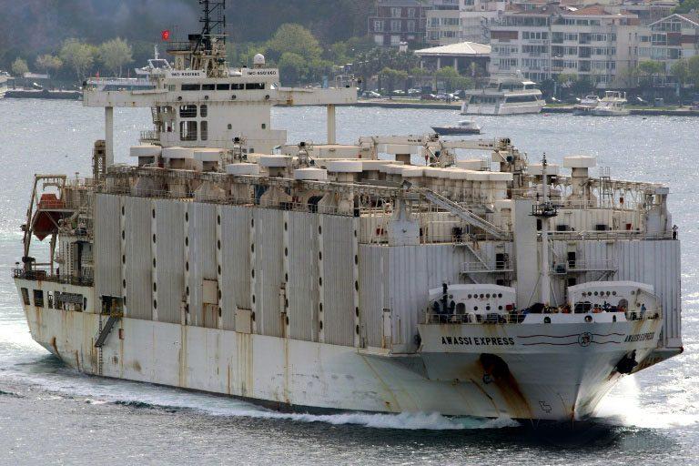 Negražiausi pasaulio laivai dažniausiai nustebina
