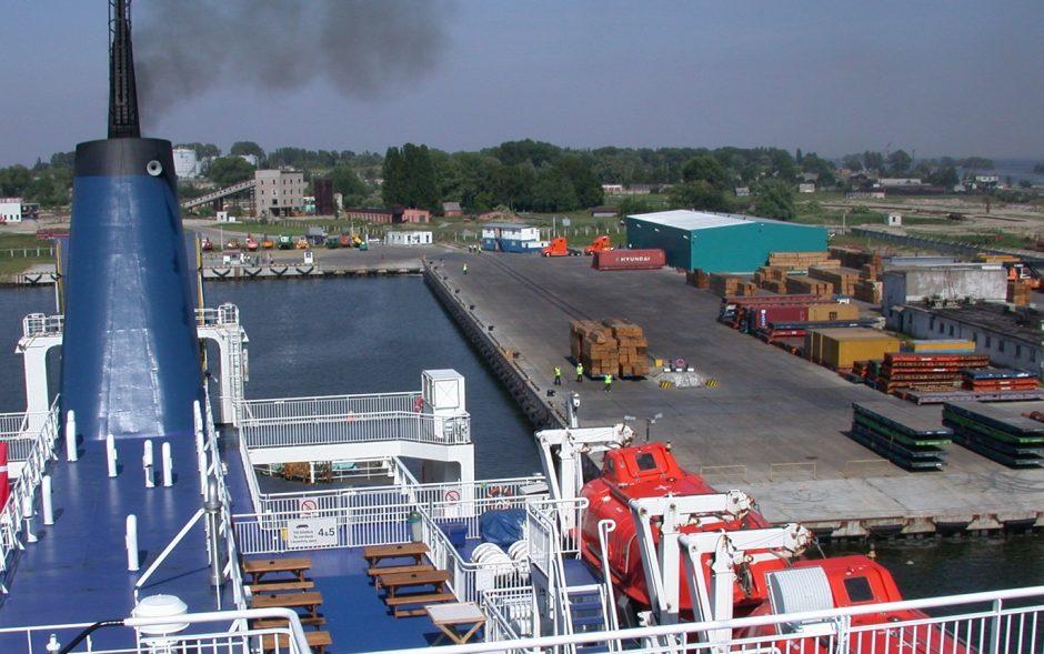 Nauji keltai Kaliningrado pramonei išjudinti