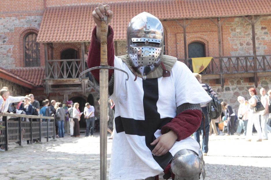Trakuose atgimė viduramžiai