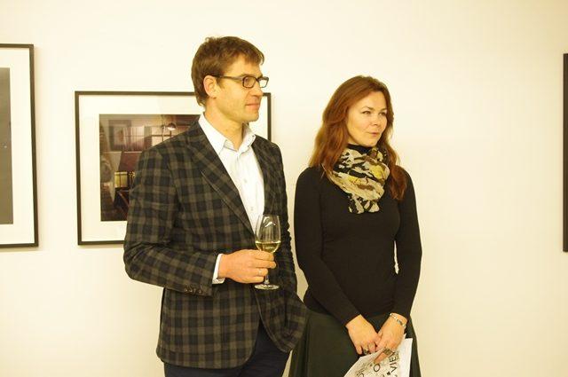 Naujos menų erdvės Vilniuje atidarymo proga ‒ JK kuriančių jaunųjų menininkų paroda