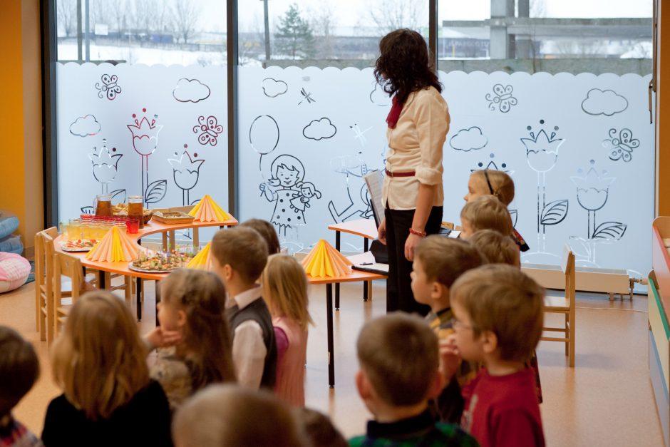 Vilniaus miesto savivaldybė atsiprašo tėvelių už klaidas
