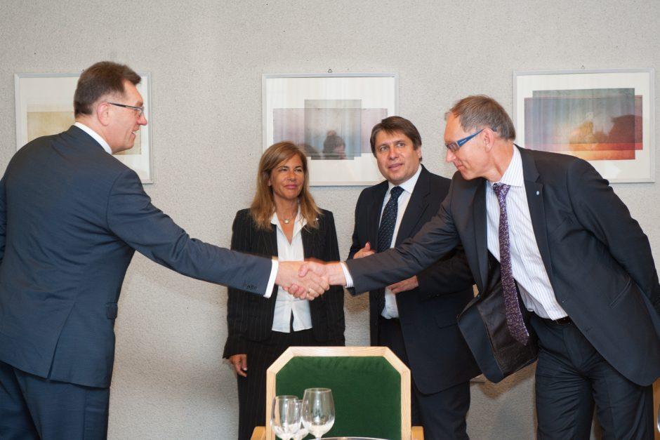Ko Europos lobistai tikisi iš pirmininkaujančios Lietuvos?