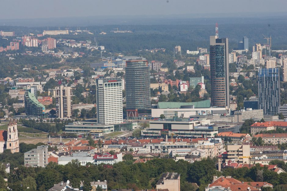 Orai Vilniuje antradienį išliks gražūs ir be kritulių
