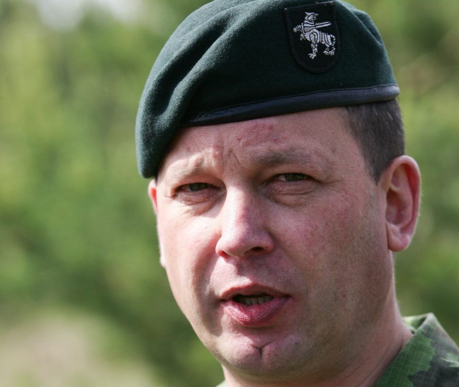 Generolas: Lietuvos kariuomenė įgijo unikalios patirties Afganistano Goro provincijoje