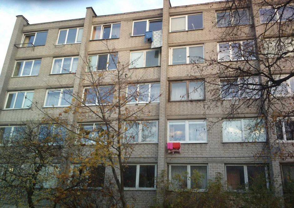 Kur Vilniuje geriau gyventi žiemą: sename ar naujame name?