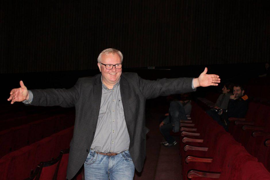 Atleistas seksualiniu priekabiavimu kaltinamas J. Miltinio teatro vadovas
