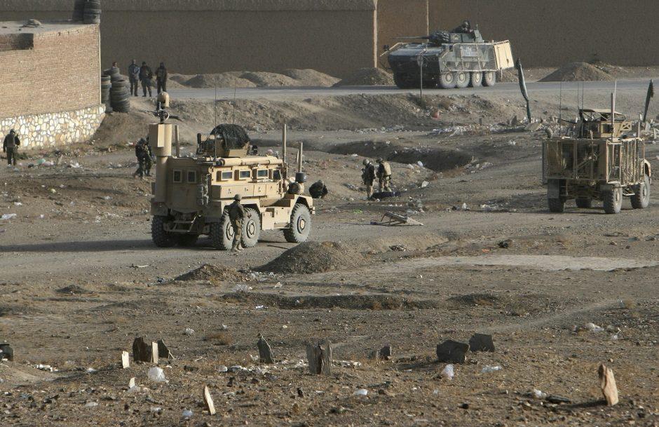 Afganistane per sprogimą žuvo Lenkijos specialiųjų pajėgų karys, du sužeisti