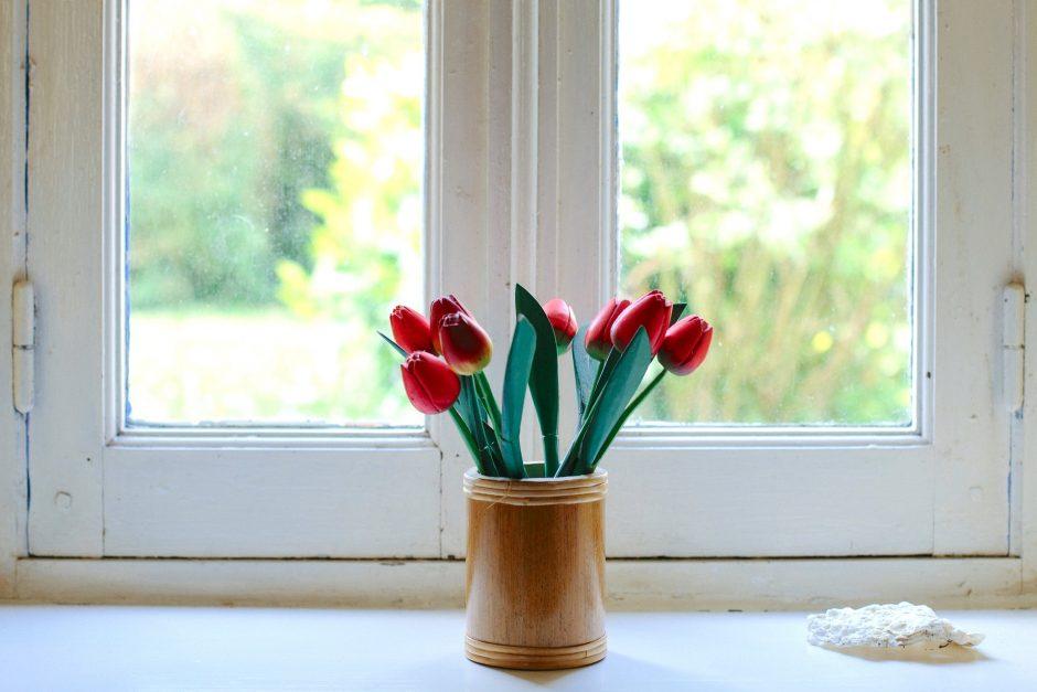 Kaip papuošti namus pavasario šventėms