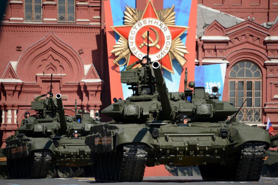 JAV Baltijos šalims skirs iki 100 mln. dolerių Rusijai atgrasyti