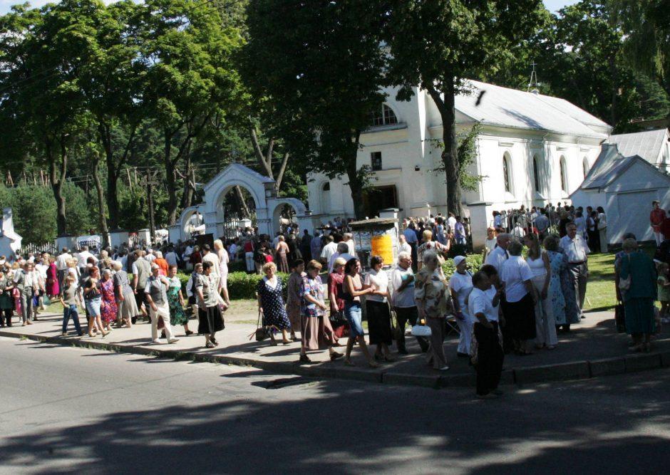 Savaitgalį Panemunėje – Šv. Roko atlaidai ir bendruomenės šventė