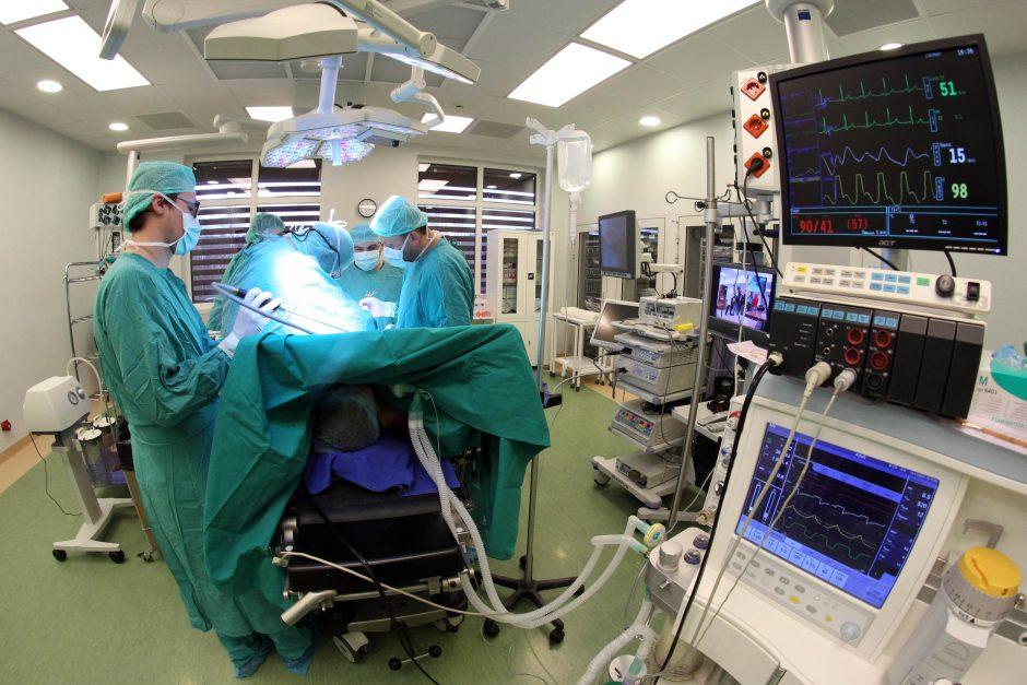 Sveikatos reforma: tarp inkvizicijos ministrui ir pagalbos ligoniui