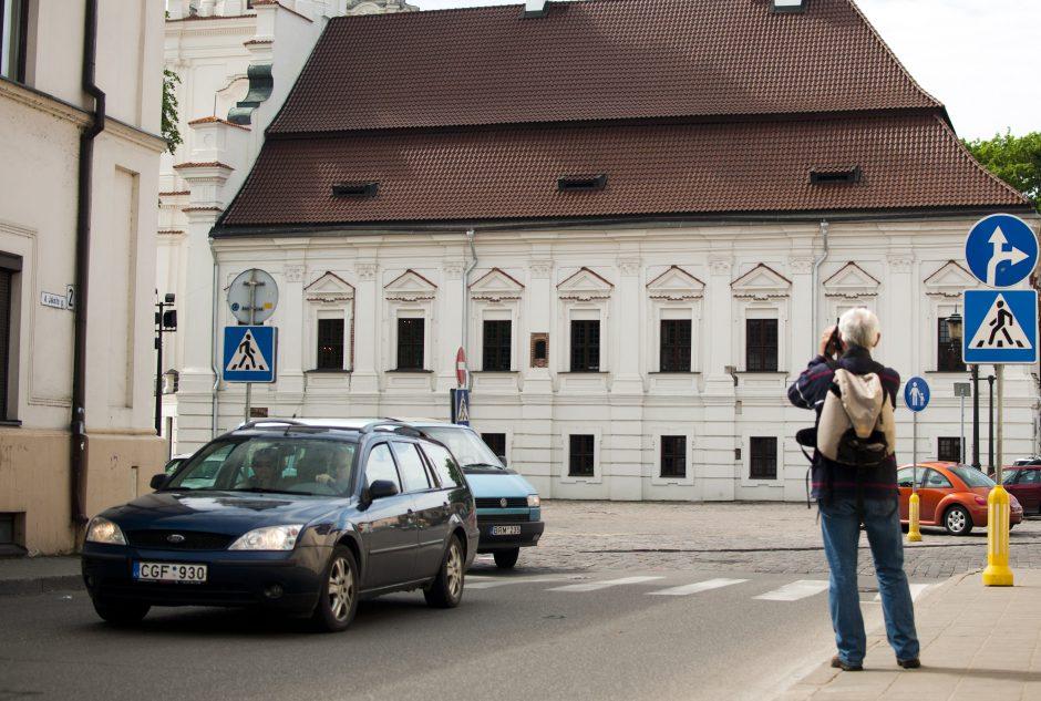Per pusmetį Kaunas sulaukė per 73 tūkst. turistų: padaugėjo atvykėlių iš Skandinavijos