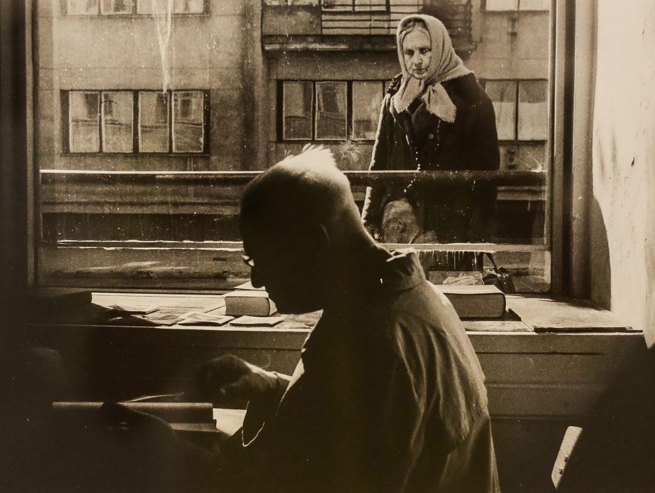Fotografijos parodoje – sovietmečio neromantika