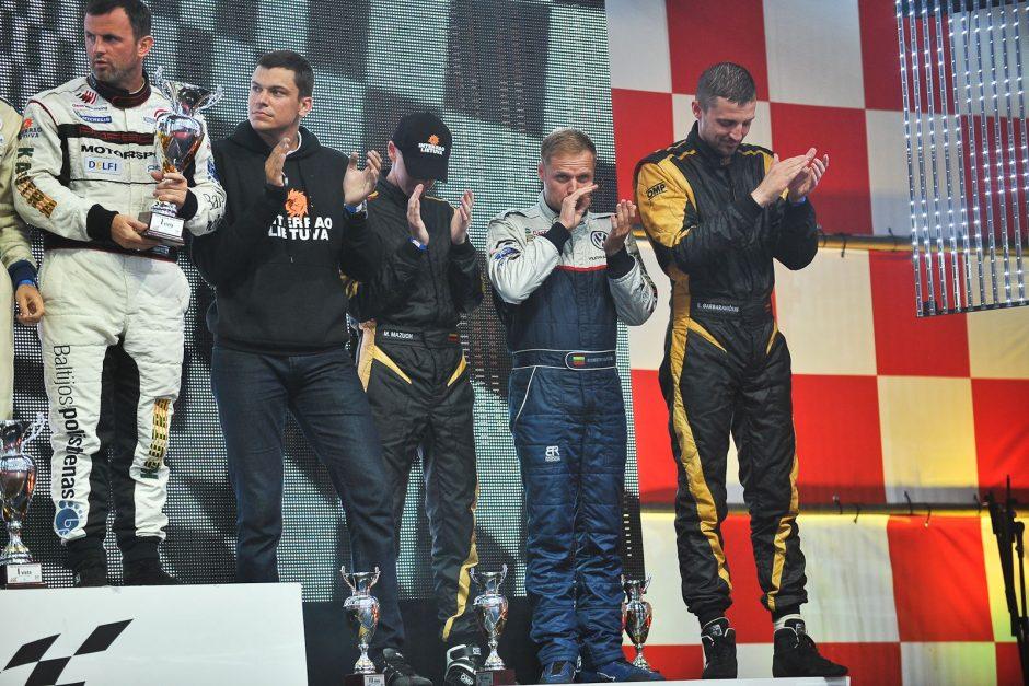 Ralio čempionas: jei suskaičiuočiau, kiek išleidau lenktynėms, užspringčiau