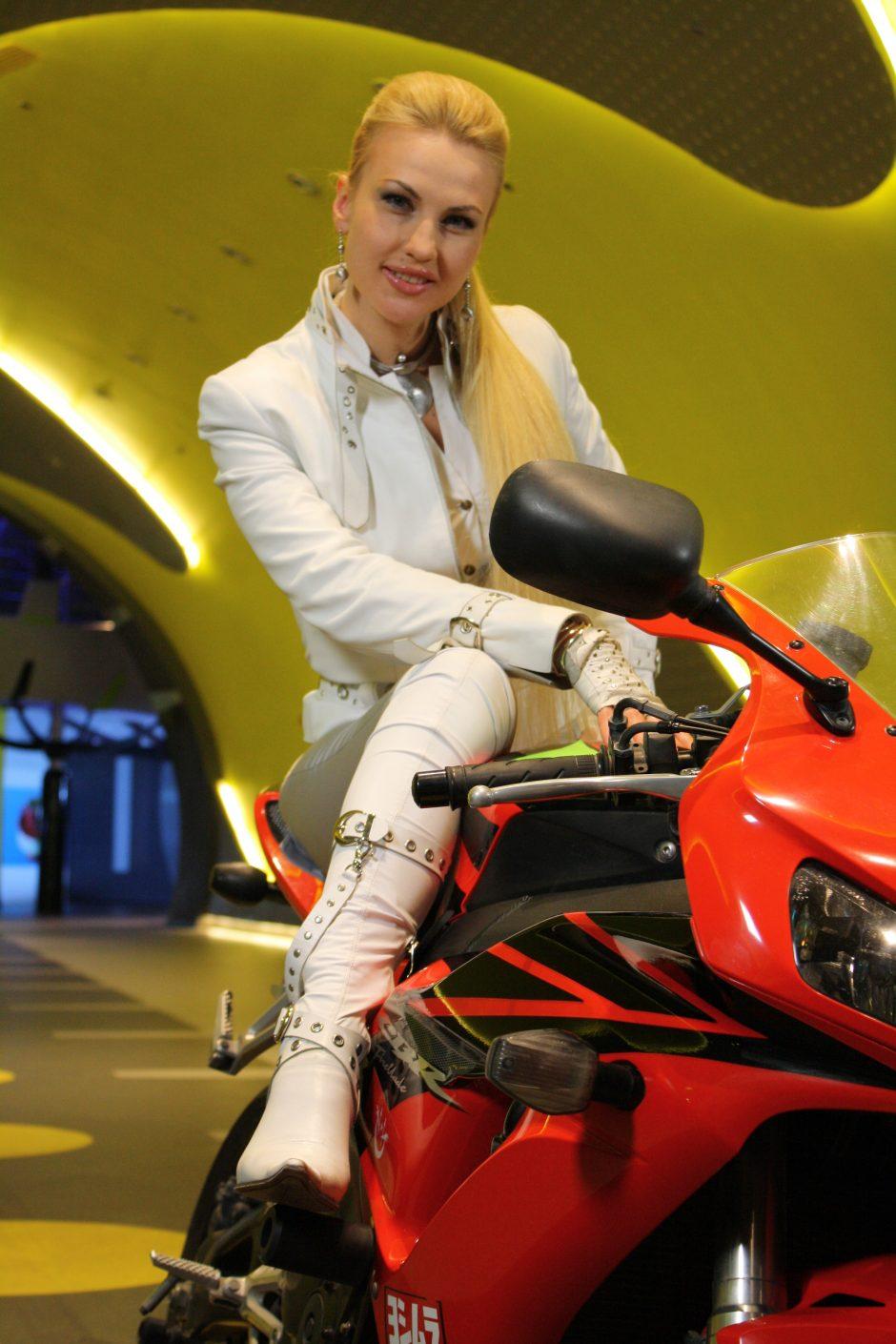 Ar ukrainietė taps naująja Lady Gaga?