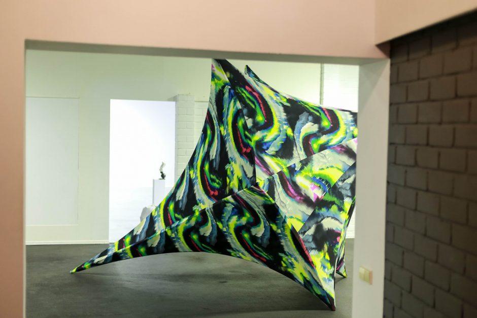 Meno paroda – egzaminas galerijai ir kūrėjams