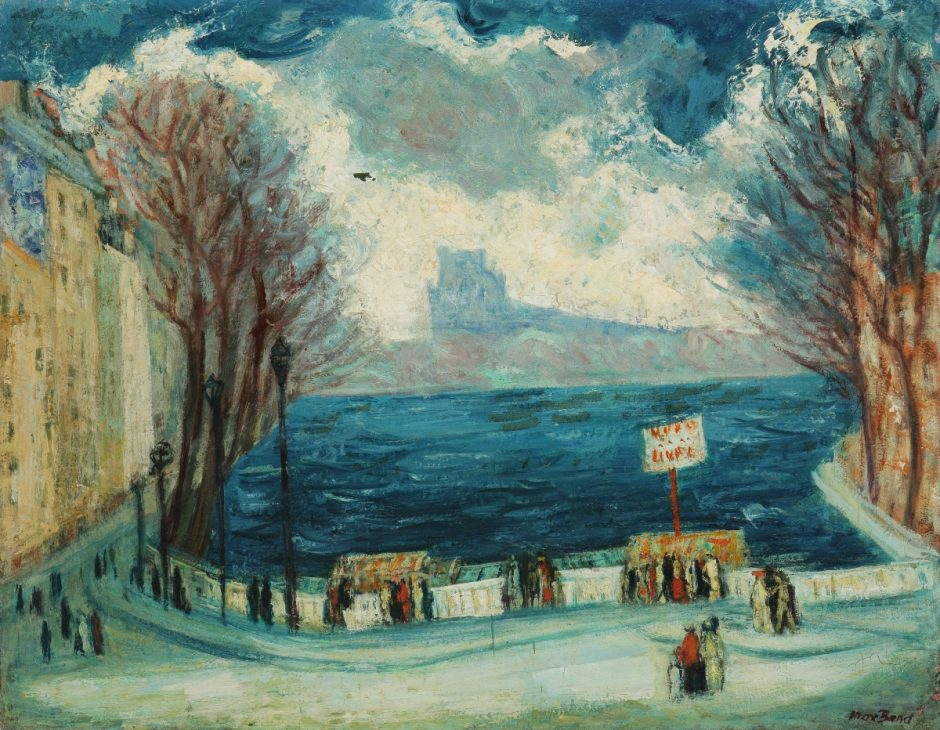 Sveikas, Paryžiau! Paroda litvakų dailininkų keliais