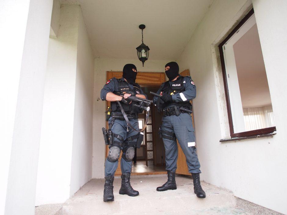 Policija pričiupo Vokietijoje ir Lietuvoje veikusią automobilių vagių grupuotę