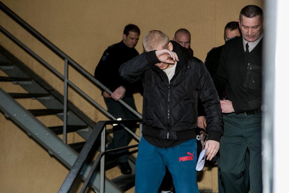 Su peiliu patrulius puolęs keršytojas izoliuotas nuo visuomenės