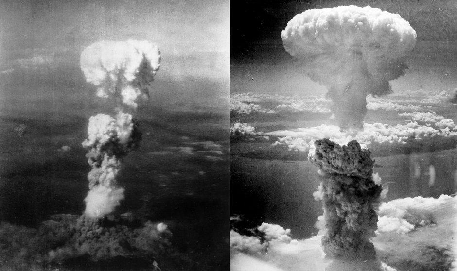 Raudonasis Kryžius perspėja apie augantį branduolinių ginklų pavojų