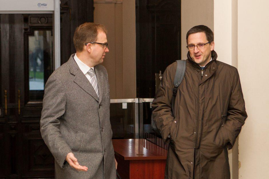 """Teisme – """"MG Baltic"""" korupcijos byla"""