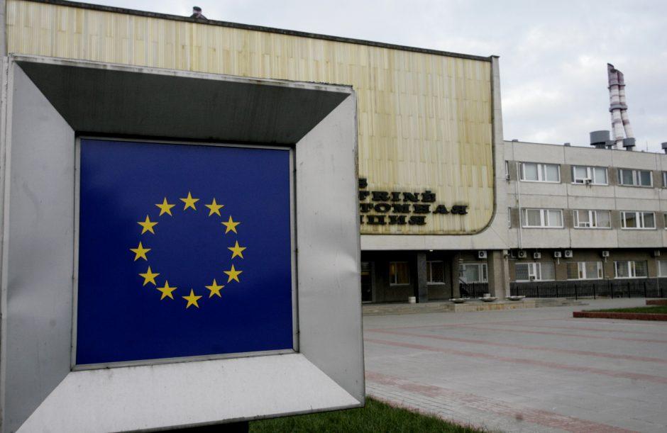 Ignalinos AE siūloma skirti 552 mln. eurų – mažiau nei norėtų Lietuva