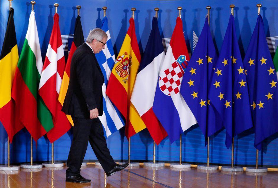 Prancūzija ir Vokietija siekia susitarimų dėl migracijos