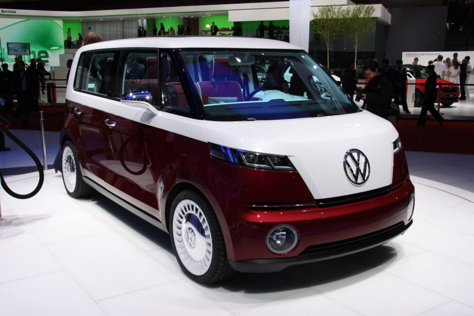 """Volkswagen Transporter"" jubiliejų pažymėjo nauju modeliu"