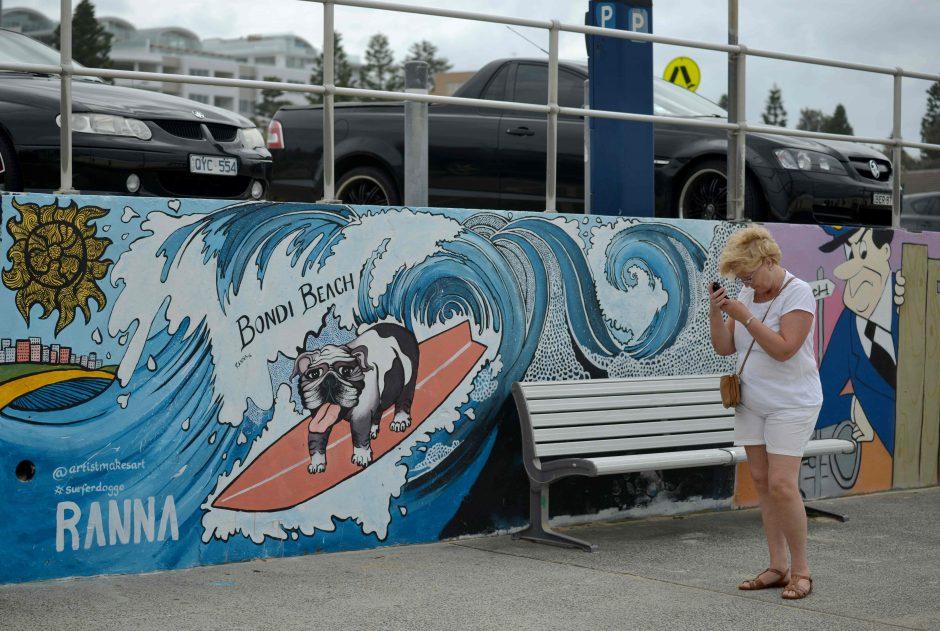 Australija išgyveno rekordinių kraštutinumų vasarą