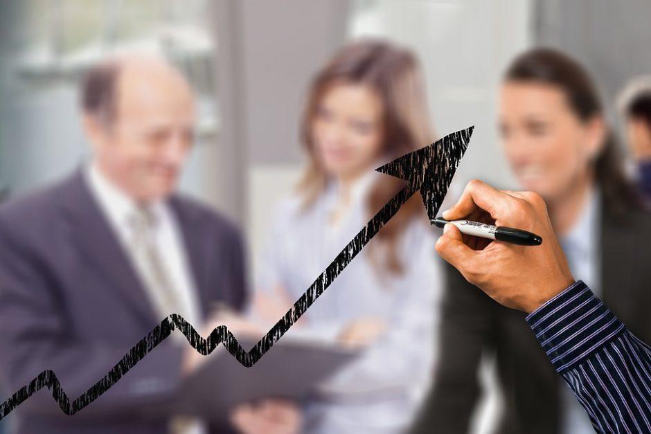 Darbo lankstumo indeksas: teisinga linkme, tačiau yra kur pasitempti