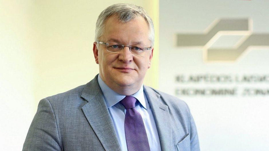 Klaipėdos LEZ gavo apdovanojimą už įsikūrimo greitį