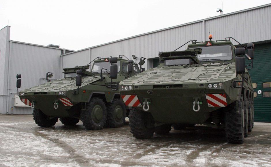 Lietuvos kariuomenė šiemet numato pirkimų už 265 mln. eurų