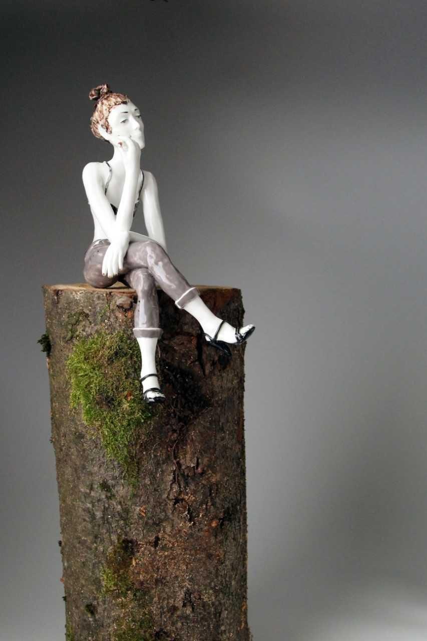 Keramikė D. Ragauskaitė: menas gimsta iš chaoso, kovos, sunkumų