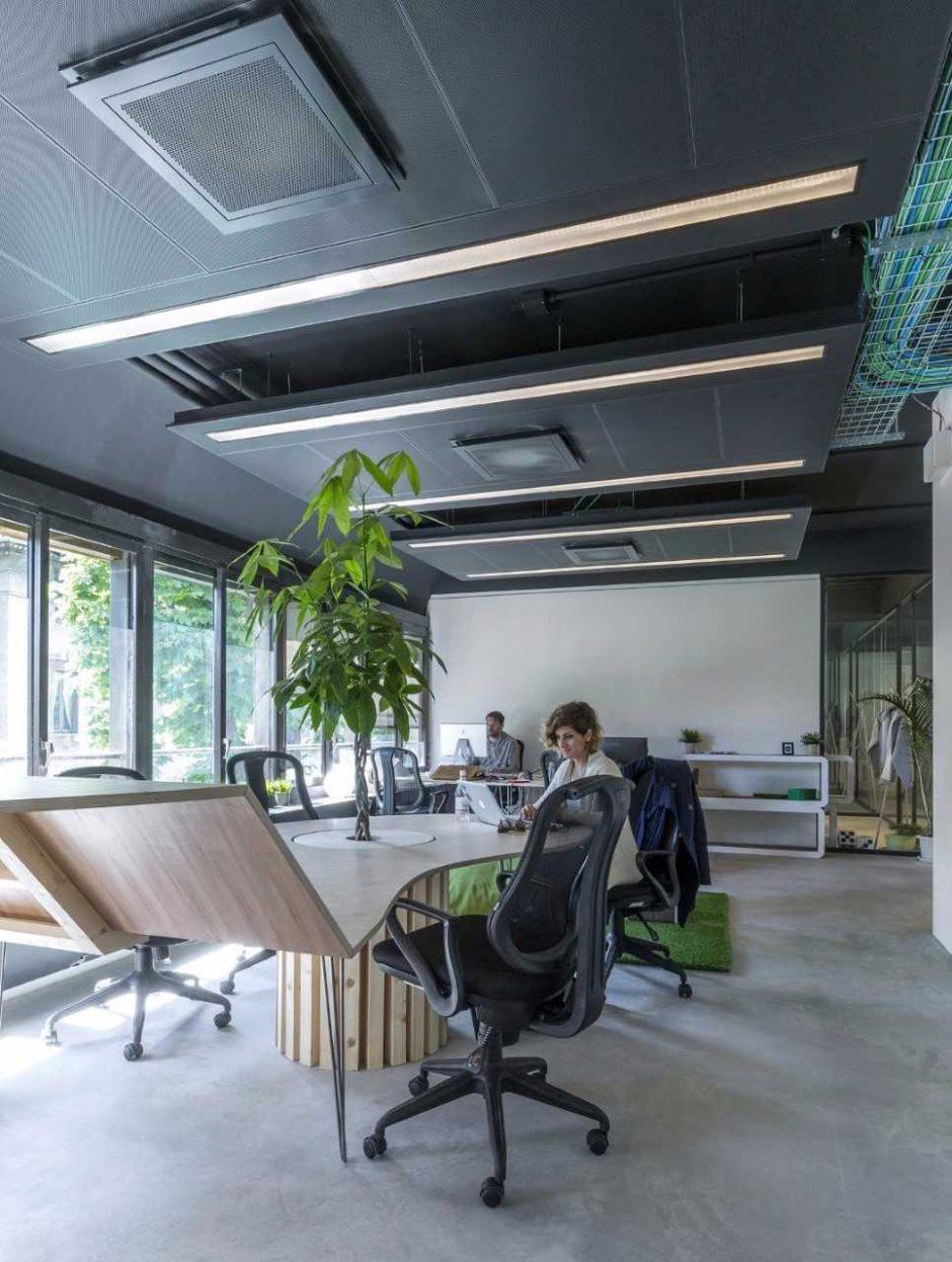 Neregėta naujovė: pastatas atsižvelgia į individualius žmonių poreikius