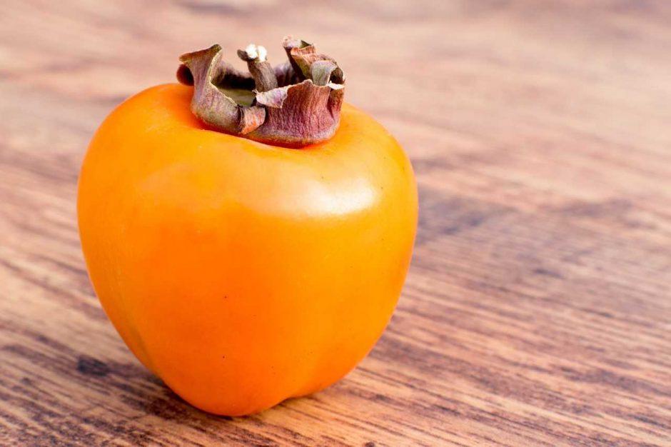 Persimonai – egzotiški vaisiai, apsaugantys nuo lietuviškos darganos