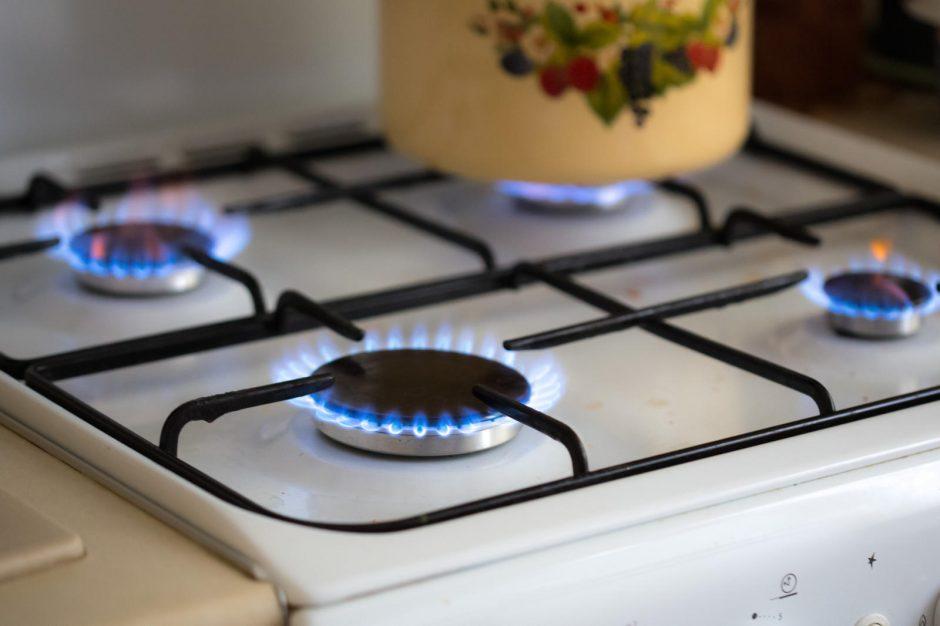 Gera žinia: didžiajai daliai gyventojų turėtų pigti dujos