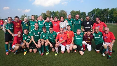 Druskininkuose įvyko didžiausias Europoje žurnalistų futbolo turnyras
