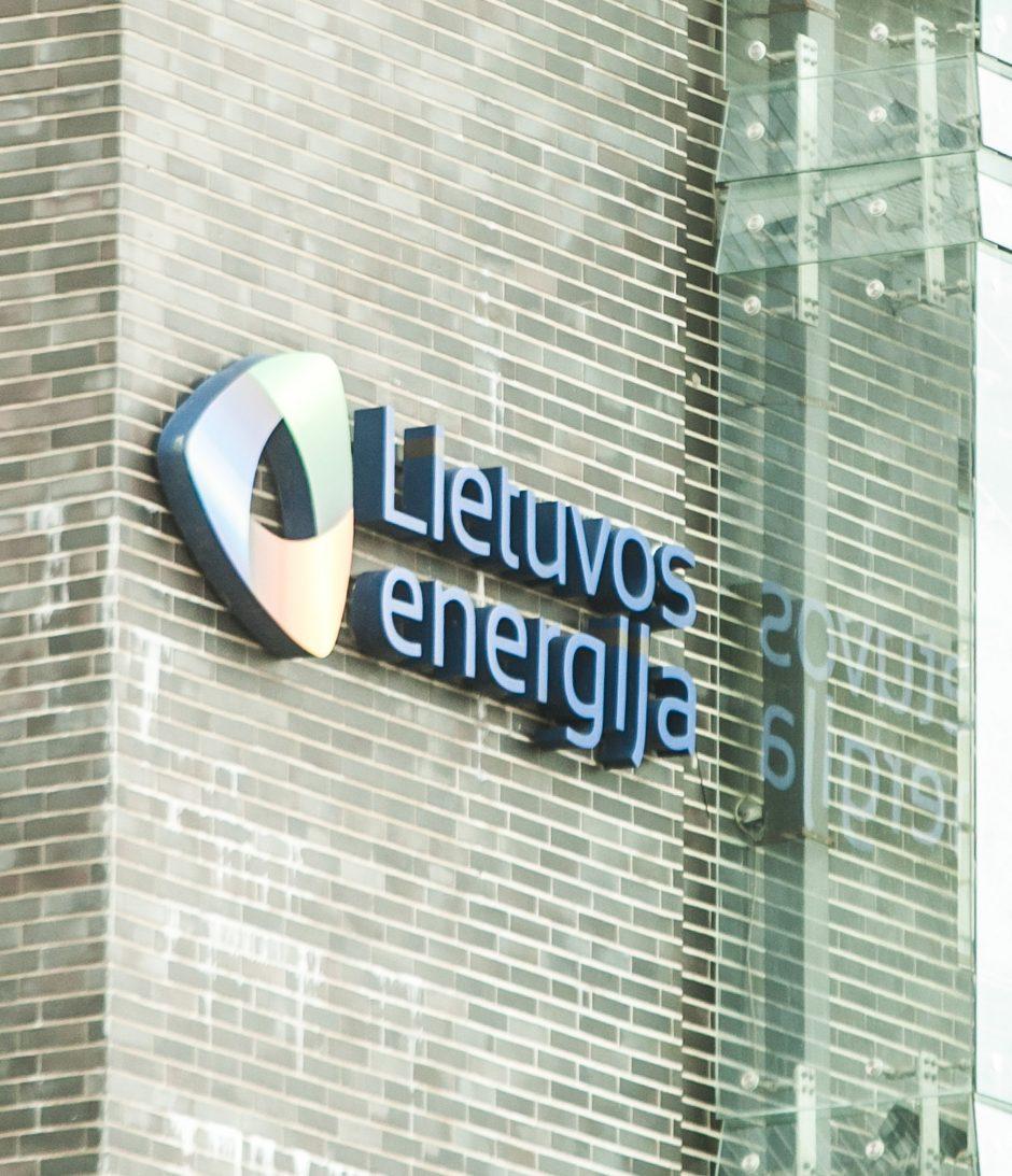 """""""Lietuvos energija"""" transporto verslą ruošia pardavimui"""