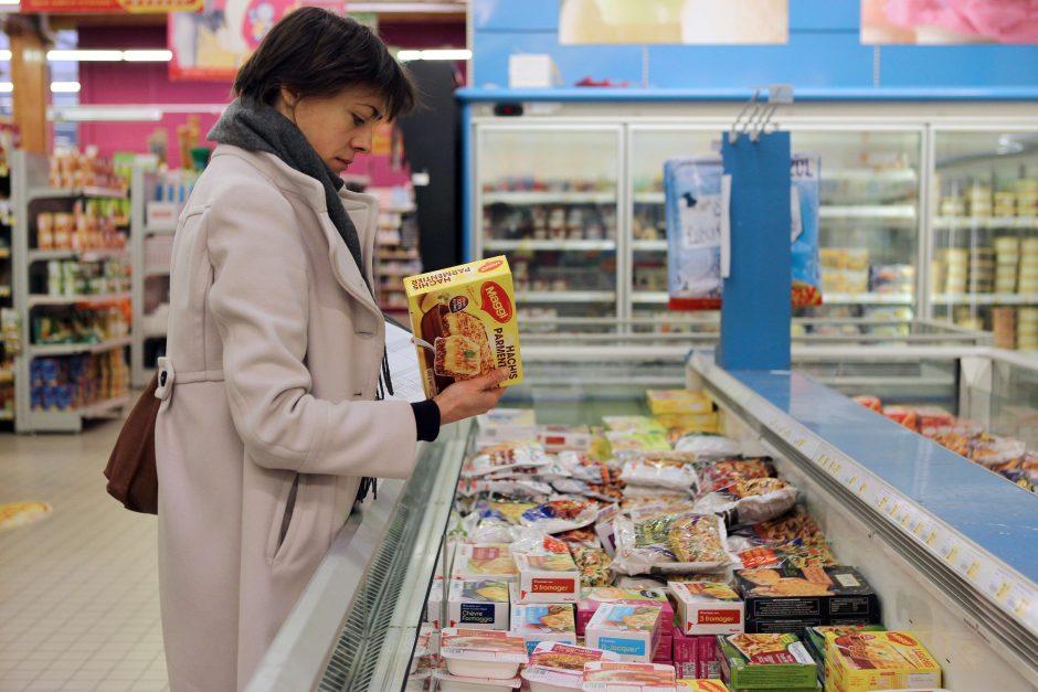 EK maisto produktų kokybės skirtumų tyrimas – ir Lietuvoje
