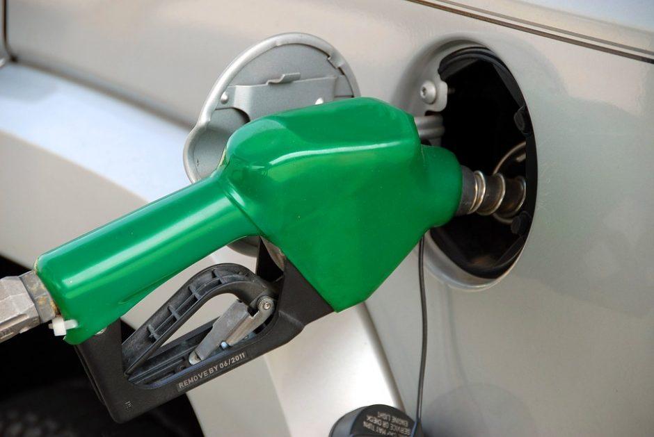Nuo lapkričio – nauji degalų ženklinimo reikalavimai