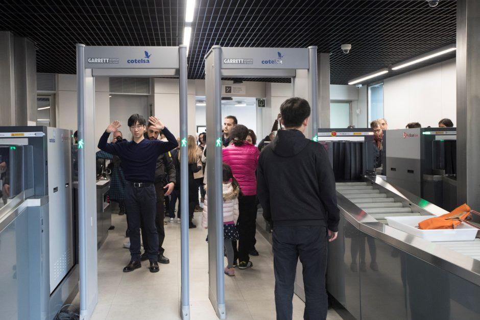 Smarkiai stiprinamas Šv. Šeimynos bažnyčios Barselonoje saugumas