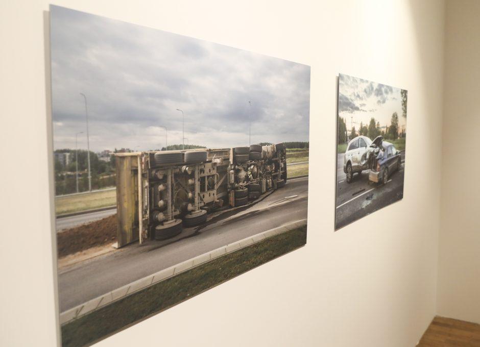 M. Ažušilio fotografijų parodoje – dvi kūrybos serijos
