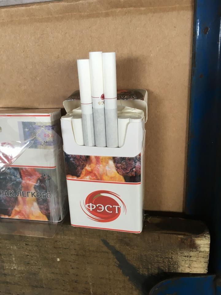 Iš Karaliaučiaus vykusiame vilkike – 675 tūkst. pakelių kontrabandinių cigarečių