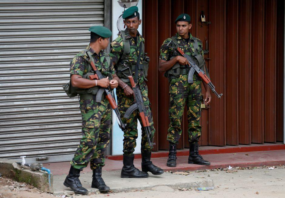 Šri Lanka kars narkotikų prekeivius