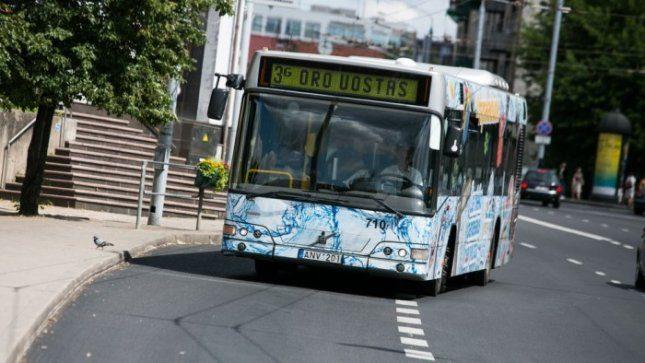 Eismo įvykių dėl greitųjų autobusų gali padaugėti