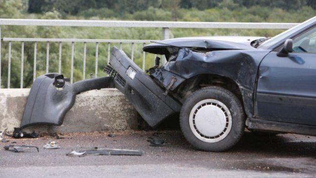 Per savaitę Lietuvos keliuose žuvo vienas, sužeisti 93 žmonės